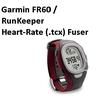 Garmin FR60/GMaps Data Fuser